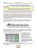 2. Gleichförmige Bewegung mit Startposition - Seite 3