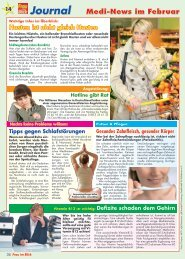 Journal - MET nach Franke