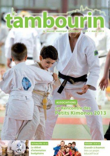 La Rencontre des Petits Kimonos 2013 - Aramon.fr