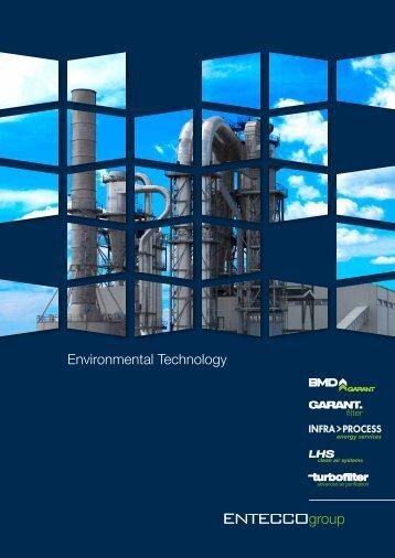 Environmental Technology - Umwelttechnik-Cluster