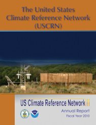 FY10 Annual Report - National Climatic Data Center - NOAA