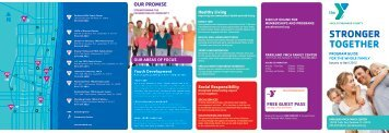 our promise - YMCA of Broward County