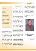 betriebs·informations·bote - St. Vinzenz Heim - Seite 2