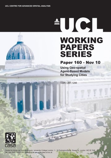 Download working paper No. 160 - The Bartlett - UCL