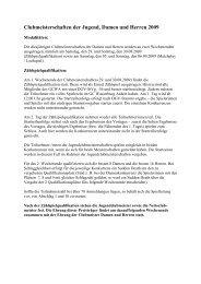 Ausschreibung-CM 2009-Damen und Herren - Golfclub Wasserburg ...