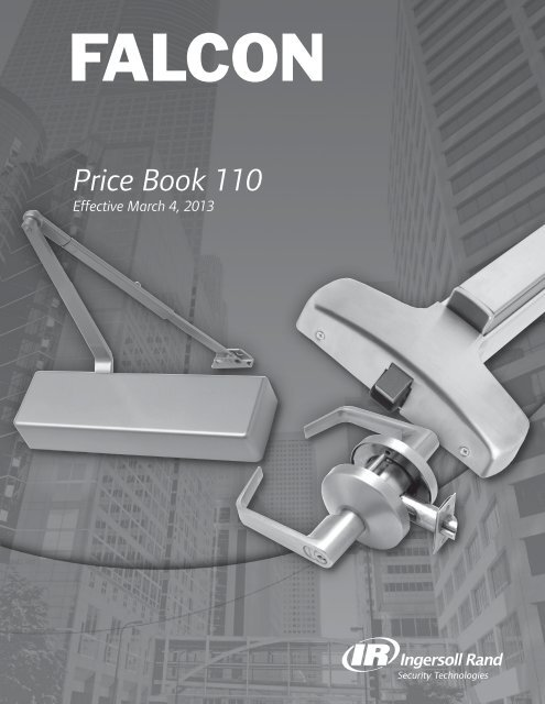 Falcon Price Book - Top Notch Distributors, Inc
