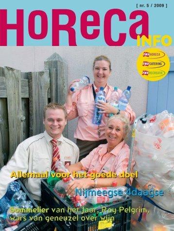 nr. 5 / 2009 - FNV Horecabond