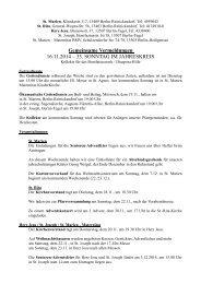 Vermeldungen - Herz Jesu Tegel - Katholische Kirchengemeinde ...