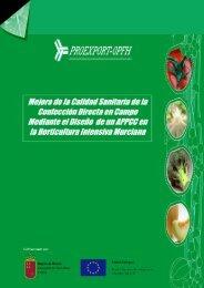 Memoria APPCC 2005 punto 1, 2, 3 y 4 - Proexport