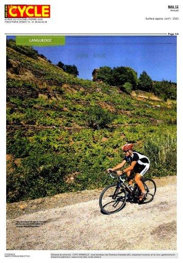 Le Cycle 2012 - Tourisme Pyrénées-Orientales
