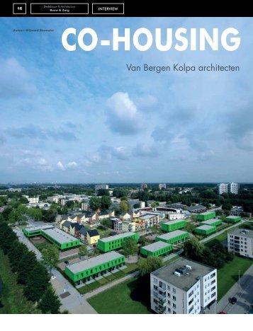 Download het hele artikel in pdf-formaat. - Stedebouw en Architectuur