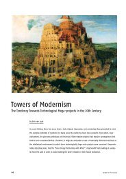 Towers of Modernism - Physik