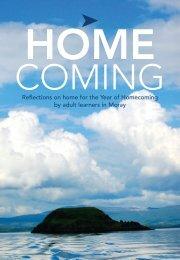 Homecoming - Scottish Book Trust