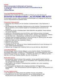 RUND UMS AUTO - PhysicsNet