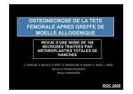 Demineralized bone matrix: De la conception à l ... - ClubOrtho.fr