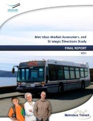 Metrobus Transit Study.pdf - City of St. John's