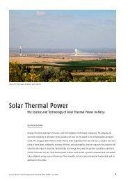Solar Thermal Power - Physik