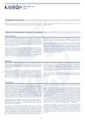 Kairos International Sicav Prospetto Semplificato Flexible Equity - Page 6