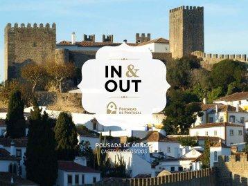 In & Out da Pousada de Óbidos - Pousadas de Portugal