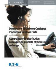 Distribution Equipment Catalogue Products ... - of downloads