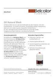 Oil Natural Black - Rent-a-Shop