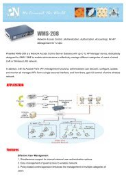 WMS-208 - WiFi Shop