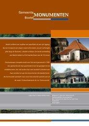 Algemene brochure - Gemeente Boxtel