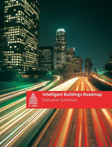 Intelligent Buildings Roadmap - Continental Automated Buildings ...