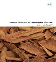 Sicherheit, Gesundheits- und Umweltschutz bei Roche Basel