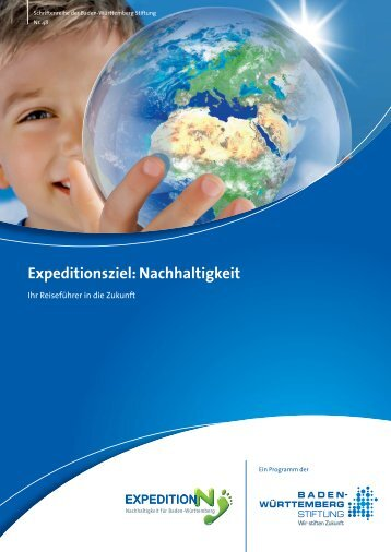 Expeditionsziel: Nachhaltigkeit - Expedition N