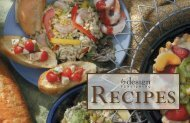 2011 HBD Recipe Book - By Design Publishing