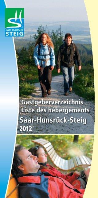 Infos - Saar-Hunsrück-Steig