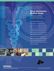 Arrow Electronics Medical Group