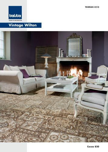Vintage Wilton - Balta Group