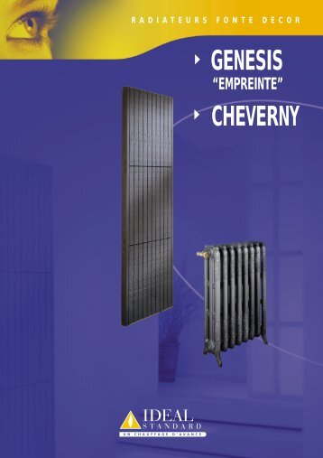 GENESIS CHEVERNY - Ideal Standard