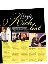 Grazia Rich List - Emily Chantiri