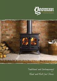 Yeoman Stoves - Brochures