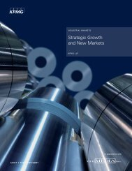 Strategic Growth and New Markets - Manufacturing Automation