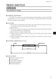 ORD229 - MEDER electronic