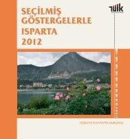 ISPARTA - Türkiye İstatistik Kurumu