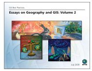 essays-on-geography-gis-vol2