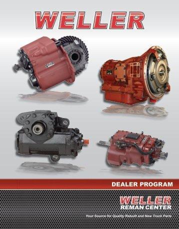 DEALER PROGRAM - weller truck parts