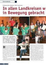 Sterne des Sports - Landessportverband für das Saarland