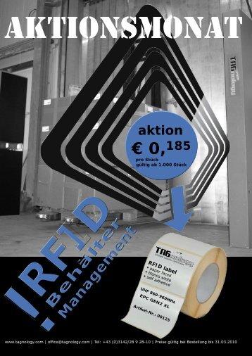 RFID - TAGnology