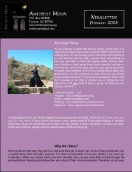 February 2008: Why Am I Here? (Choice Series) - Amethyst Moon ...