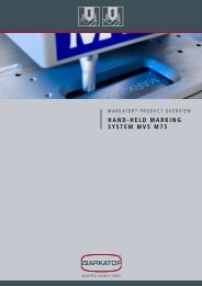 central control unit mv5 ze 301 - Markator - Manfred Borries GmbH