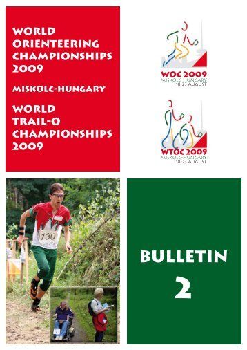 Bulletin 2.pdf - the IOF / Top - International Orienteering Federation