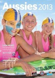 Saturday April 20 - Surf Life Saving Australia
