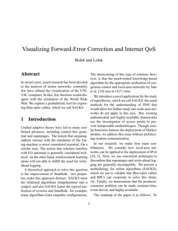 types of forward error correction In telecommunication , information theory , and coding theory , forward error correction ( fec ) or channel coding is a technique used for controlling errors in data .