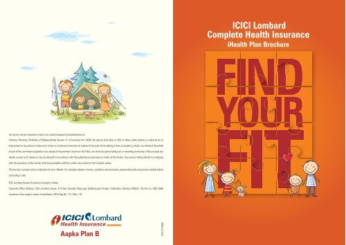 Icici Lombard Home Insurance Policy Wordings - Home Sweet ...